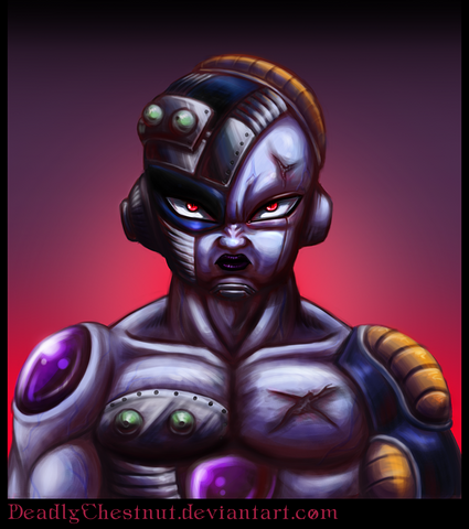 File:Freeza Portrait by DeadlyChestnut.png