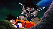 Turles vs Goku