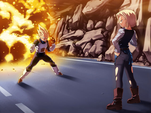File:Vegeta vs. Android -18.jpg