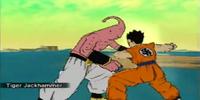 Tiger Jackhammer Fist
