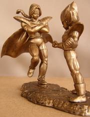 MegaHouse 2003 Neo Zarbon Vegeta Gold