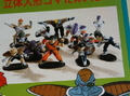 DBZ BoardGame Showdown on Namek 1991 Bandai