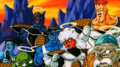 Ginyu Forces & Dr. Gero and Ogres in Hell