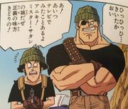 Criminals manga chap425