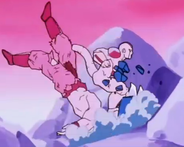 File:A Final Attack - Frieza smashes Goku again.PNG
