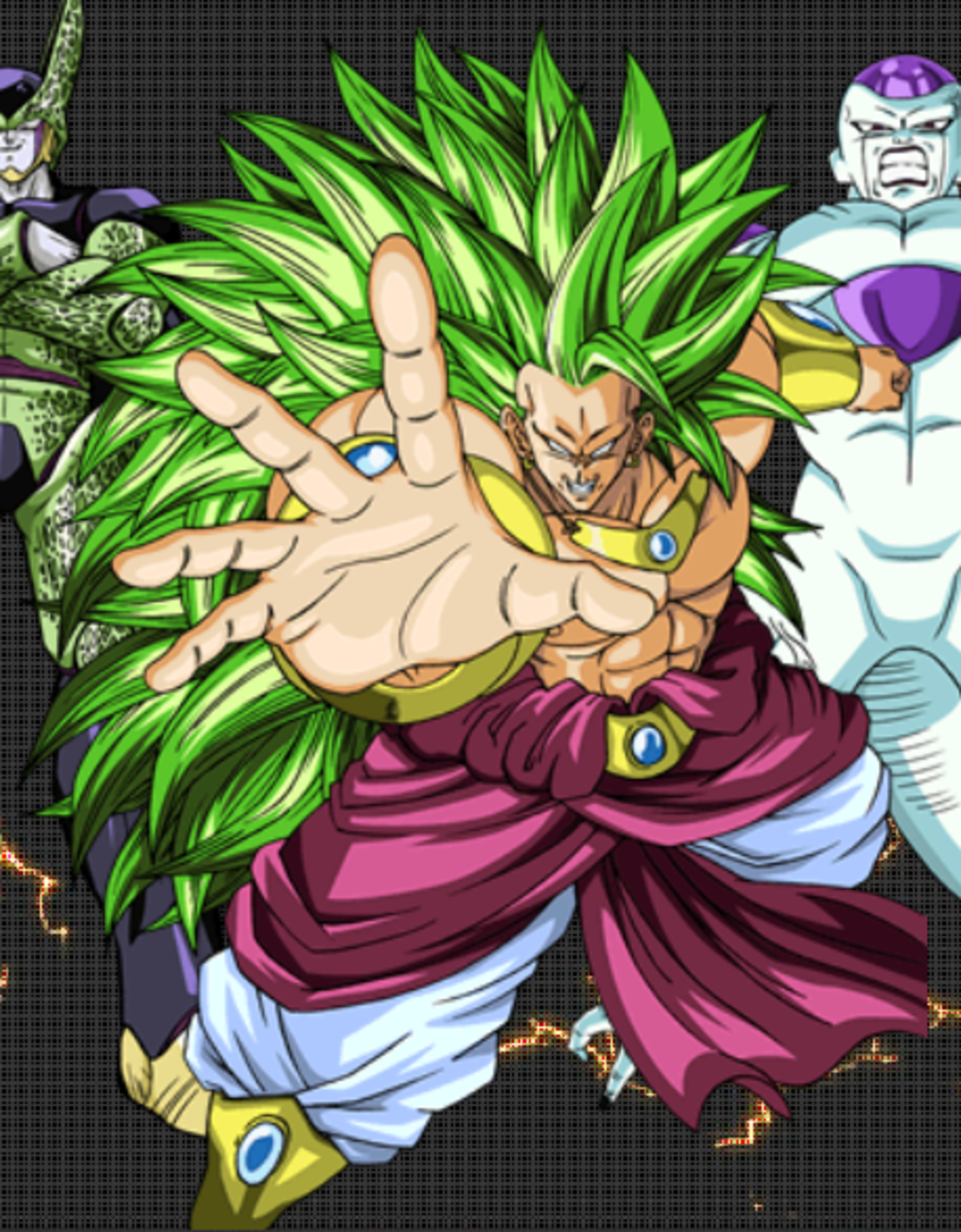 dragon ball fusions how to get broly ssj3