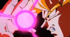 Evild Kid Buu! - Buu threatens Goku