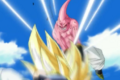 Super buu hits gotenks neck
