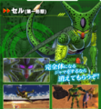 Cell XV2 Character Scan