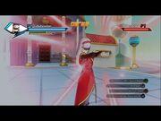 DBXV Female Future Warrior Prepare to be Punished (Super Skill)