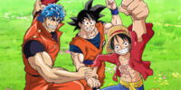 Dream 9 Toriko & One Piece & Dragon Ball Z Super Collaboration Special