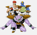 Ginyu Force (BoG website art)