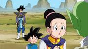 Zamasu with Goku body