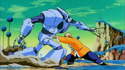 Roshi vs Cyclopian Guard