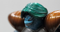 Banpresto 2010 FreezasForce Zarbon Monster close