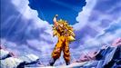 SSJ 3 Goku after Ryu-Ken!
