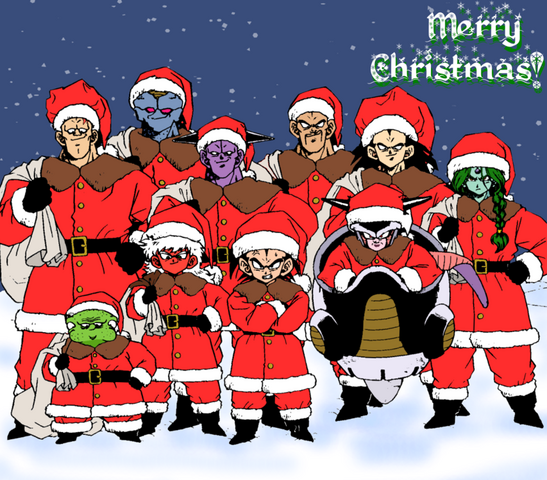 File:Dbz wishing you an evil xmas by weasley detectives-d3498lf.png