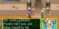 Dr. Challenger
