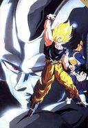 DBZ THE MOVIE NO. 6