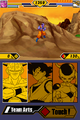 Dragon Ball Z - Supersonic Warriors 2 goku ginyu
