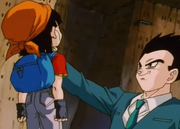 CFW - Gohan loves the children
