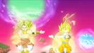 DB Fusions EX-Fusion Dance Broly & Goku (Opening Cutscene - Fu)