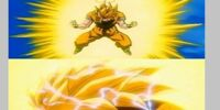 Super Saiyan 3 Power Up Card