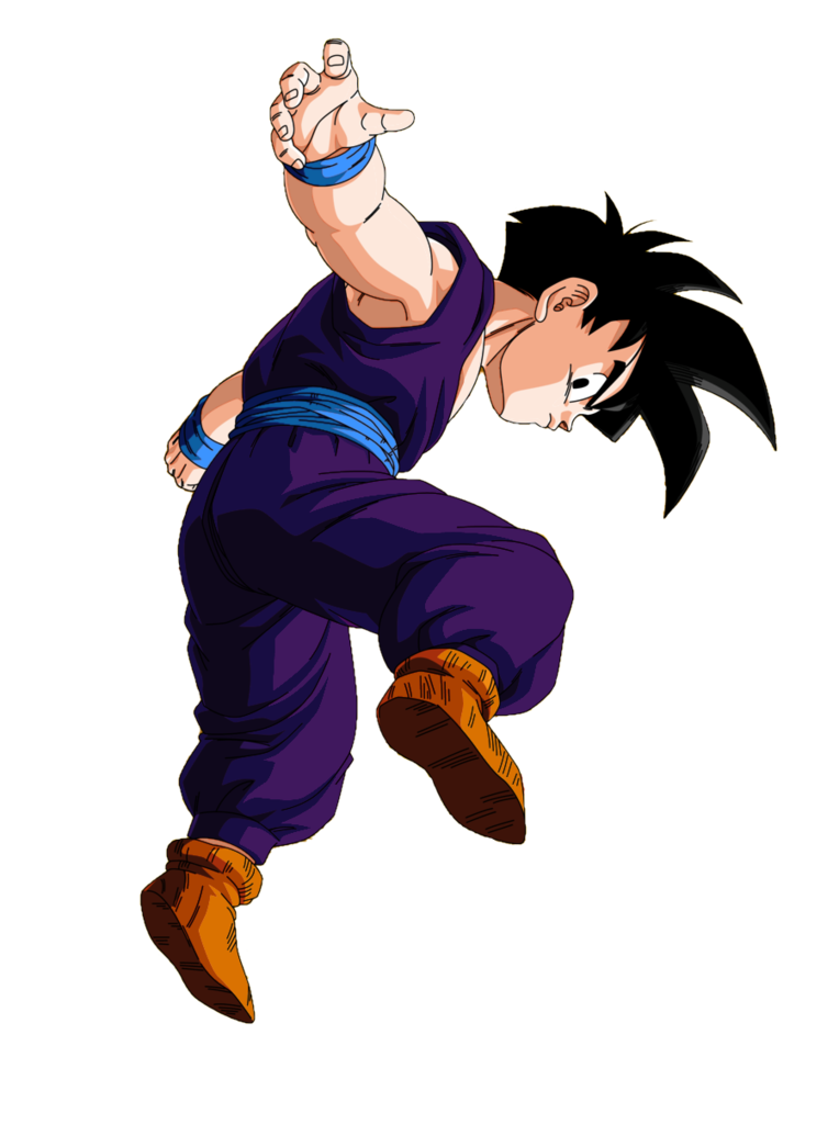 Gohan dbgf dragon ball fanon wiki fandom powered by wikia - Dragon ball z gohan images ...