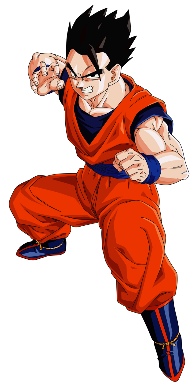 Gohan Definitivo (DBSB) | Dragon Ball Fanon Wiki | Fandom ...