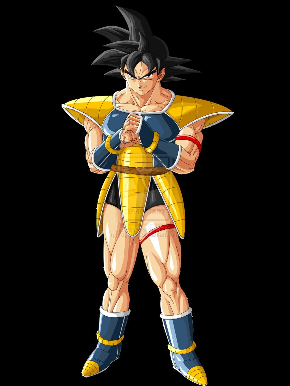 Kakarotto (Universo 23) | Dragon Ball Fanon Wiki | Fandom ...