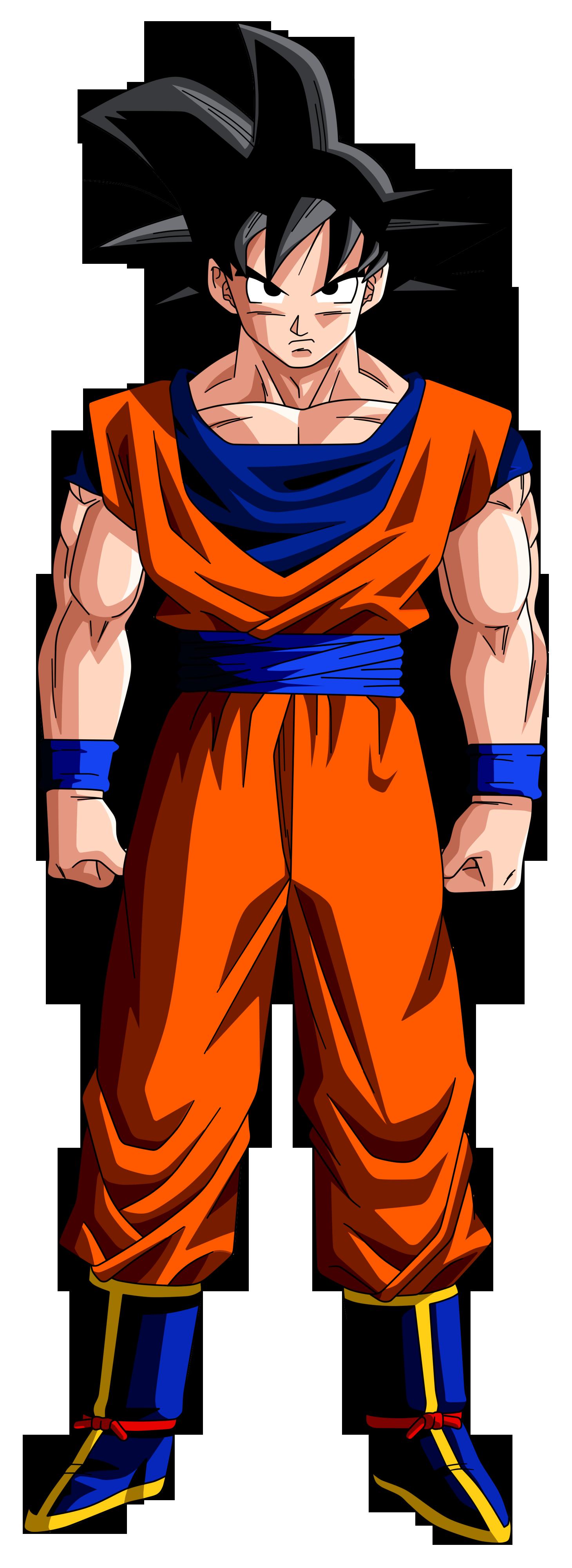 Goku (LordPanda)   Dragonball Fanon Wiki   FANDOM powered by Wikia