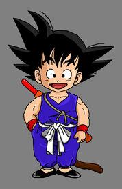 Kid Goku (Pilaf Saga)