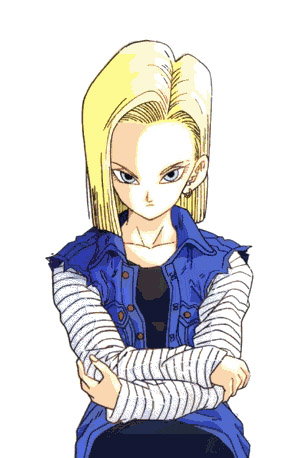 Android 18 dbau dragonball fanon wiki fandom powered by wikia - Dragon ball z c18 ...