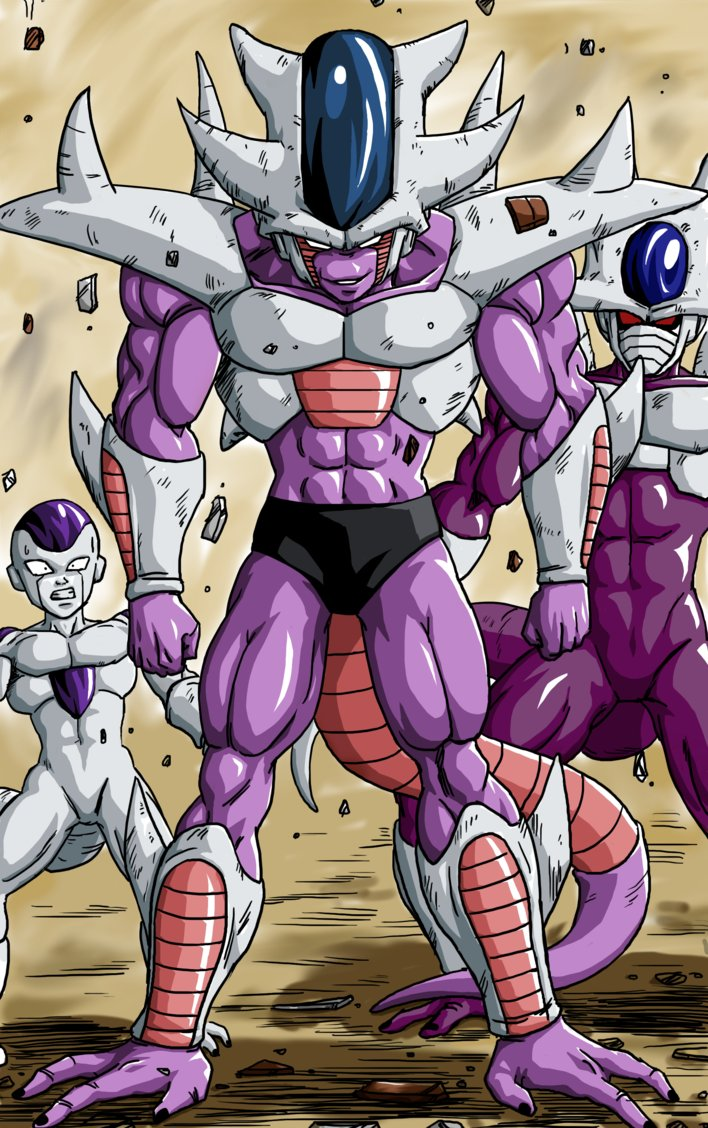 Coola (Universe 8) | Dragon Ball Multiverse Wiki | FANDOM powered ...