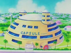 CapsuleCorporationDragonBall