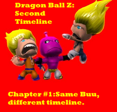 Dragon Ball Z-Second Timeline Chapter 1 p