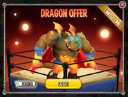 Wrestler offer