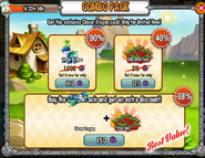 Clover Dragon Combo PAck