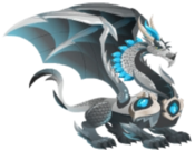 Chainmail Dragon 3