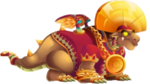 Aztec Emperor Dragon 3