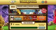Thunder-event-main-screen