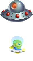 Alien Invasion Space Trip Minion3