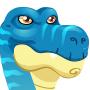 Brontosaurus Dragon m3