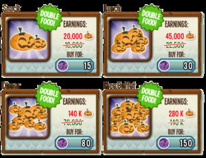 Buy Pumpkins
