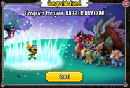 Congratulations Jugler