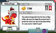 Medieval Dragon Image