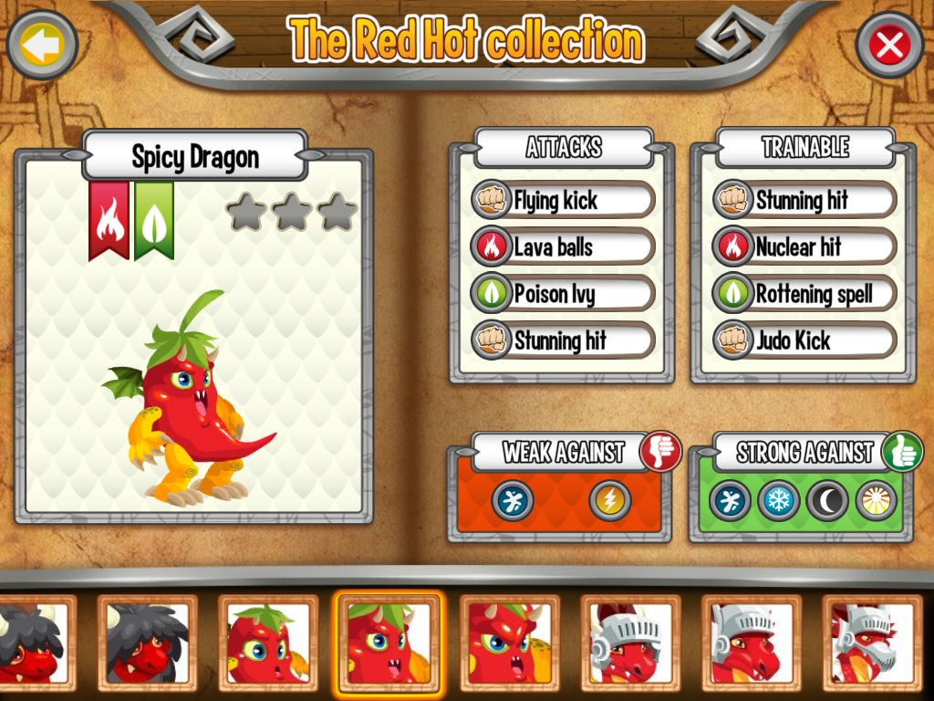 how to make a spicy dragon in dragon city