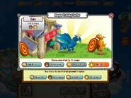 Sky Dragon trainning