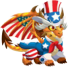 Uncle Sam Dragon 2