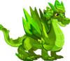 Emerald Dragon 2
